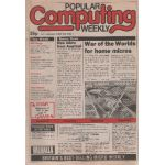 Popular Computing Weekly. Vol.3.No.1. Jan 1984