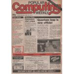 Popular Computing Weekly. Vol.3.No.3 Jan 1984.