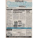 Popular Computing Weekly. Vol.3. No.6. Feb 1984
