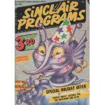 Sinclair Programs. May 1985