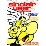 Sinclair User. Issue 46. January 1986.