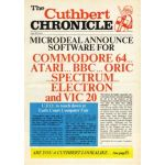 The Cuthbert Chronicle. June 1984 issue