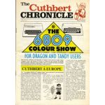The Cuthbert Chronicle. Volume 1 No 2