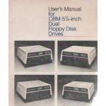 User's Manual for CBM 51/4