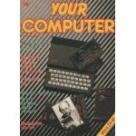 Your Computer Magazine. Vol.1. No.3 Oct 1981