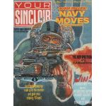 Your Sinclair. Issue 39. March 1989