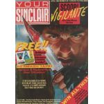 Your Sinclair. Issue 40. April 1989
