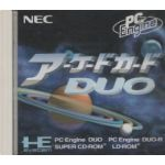Arcade System Card for DUO and DUO R. (Japanese)