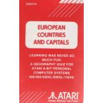 European Contries and Capitals