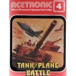 Tank/Plane Battle