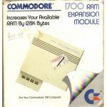 1700 Ram Expansion Module (C128)