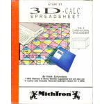 3D - Calc Spreadsheet (Disc)