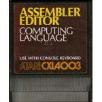 Assembler Editor