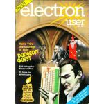 Electron User Vol. 3 No. 1 October 1985