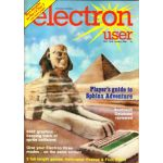 Electron User Vol.3 No.6 January 1986