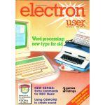 Electron User Vol.3 No.8 May 1986