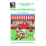 Five-A-Side-Socca (for 2 players)