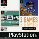 Colin McRae Rally/No Fear Downhill Mountain biking