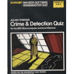Crime & Detection Quiz