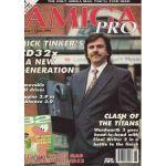 Amiga Pro, Issue 1. June 1994