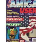 Amiga User International, Dec 1991