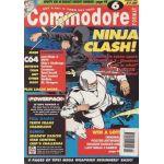 Commodore Format. March 1991