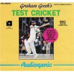 Graham Gooch's Test Cricket (disk)