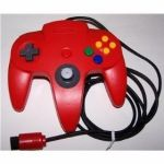 N64 Controller. Unboxed in RED.