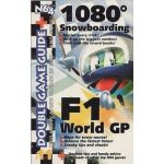 N64 Guide *1080 Snowboarding* *F1 world GP*