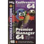 N64 Guide *Castlevania 64* *Premier Manager 64*