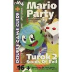 N64 Guide *Mario Party* *Turok 2 Seeds of Evil*