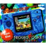 Neo Geo Pocket Aqua Blue Console
