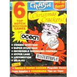 Crash Dec 89 Presents Christmas Crackers!