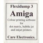 Flexidump 3 Colour printing software Amiga