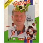 Gazza's Super Soccer. Disk