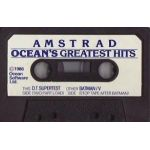 Ocean's Greatest Hits Amstrad