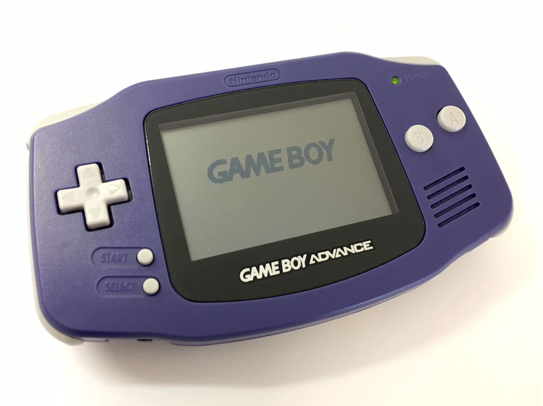 how to make a gameboy advance