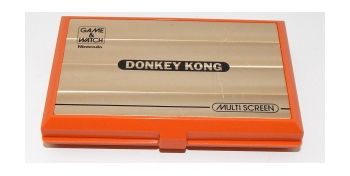Donkey kong Game and Watch Handheld