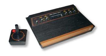 Atari 2600 Console (Unboxed)