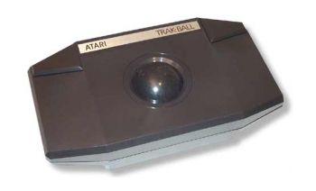 Atari Trak Ball. Boxed