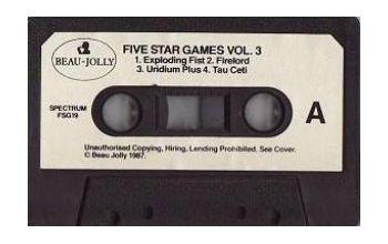 Five Star Games Vol.3