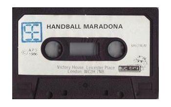 Handball Maradona