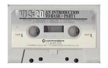 An Introduction to Basic Part 1 Tape 1