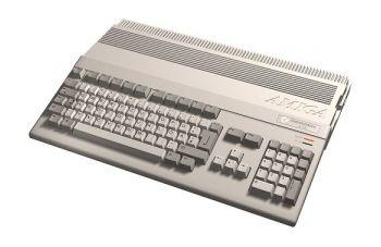 Amiga 500 Boxed