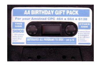 AA Birthday Gift Pack