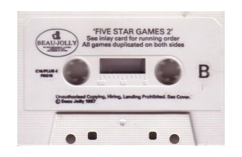 Five Star Games 2