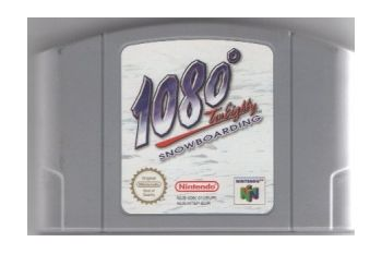 1080 Snowboarding.
