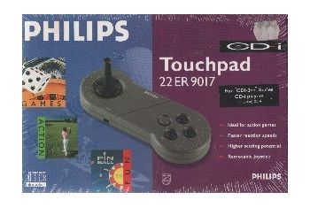 CDi Touchpad. 22 ER 9017