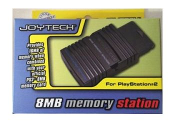 8MB Memory Station - NEW