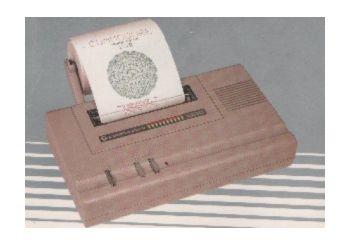 VIC 1520 Printer Plotter. Boxed